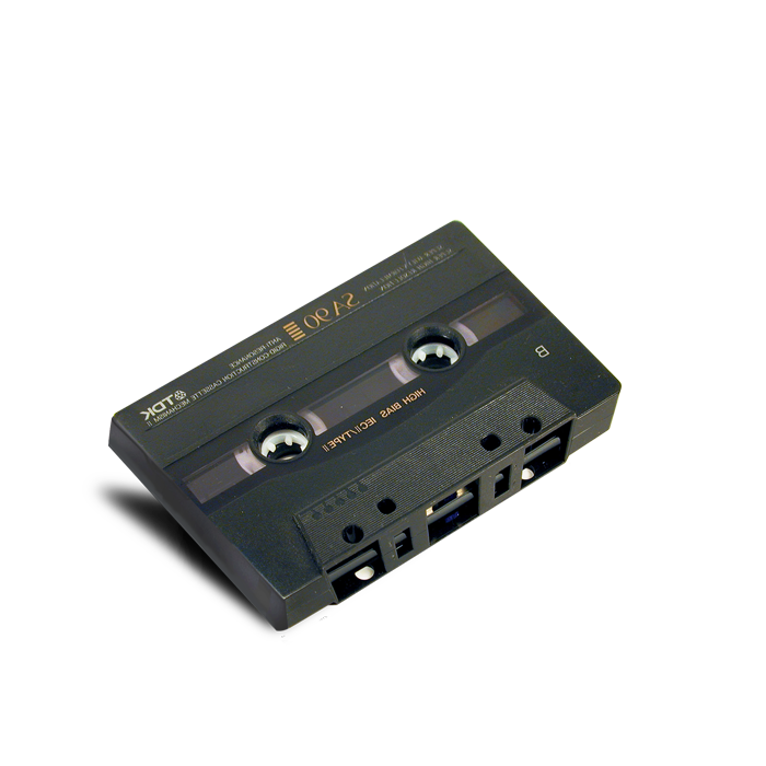 VHS to DVD service audio cassette conversion