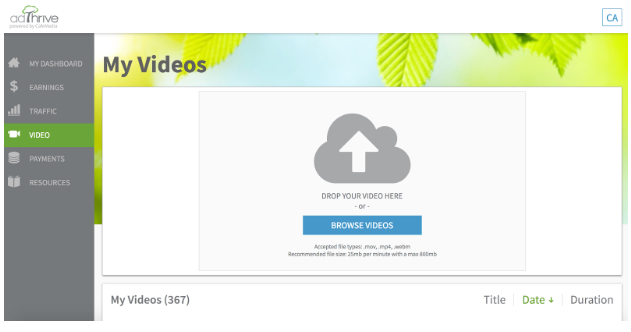 Cloud video upload  - Best cloud storage for videos - Best online storage for videos